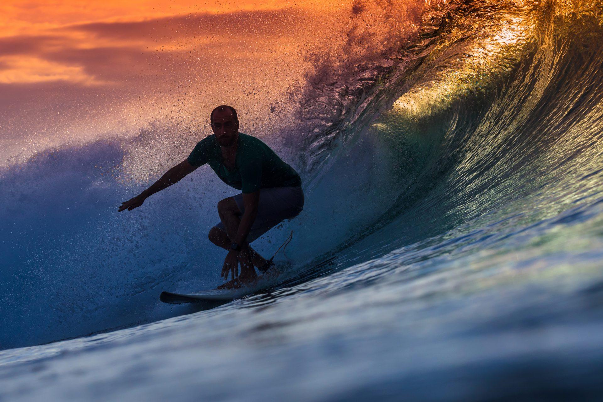 Gold Coast Surf Lessona