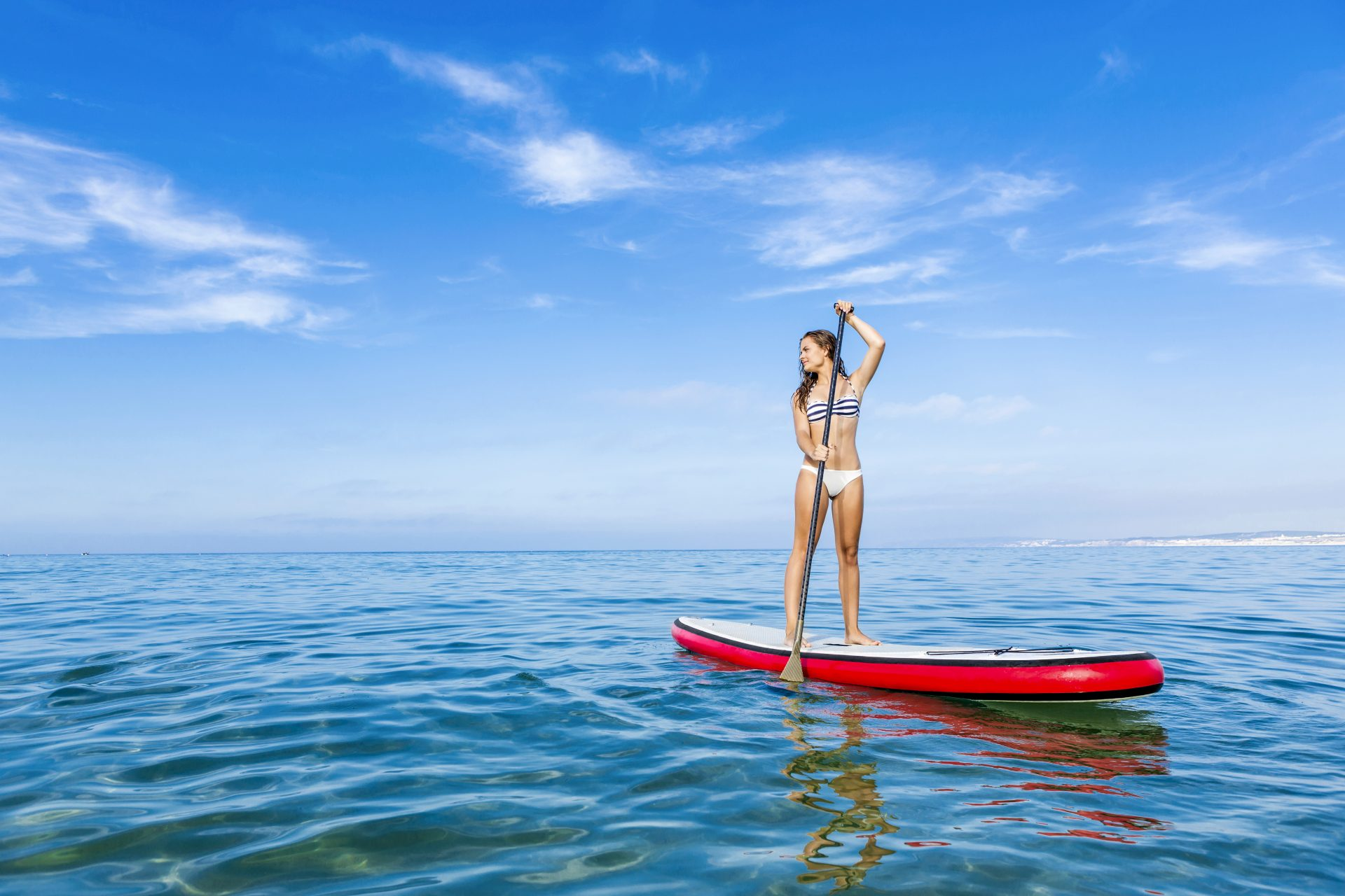 Gold Coast Stand up Paddle Boarding SUP